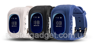 Дитячі розумні годинник Q50 GPS