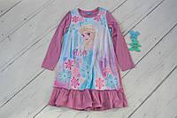 Платье на девочку р. 140 см Disney 9-10 лет