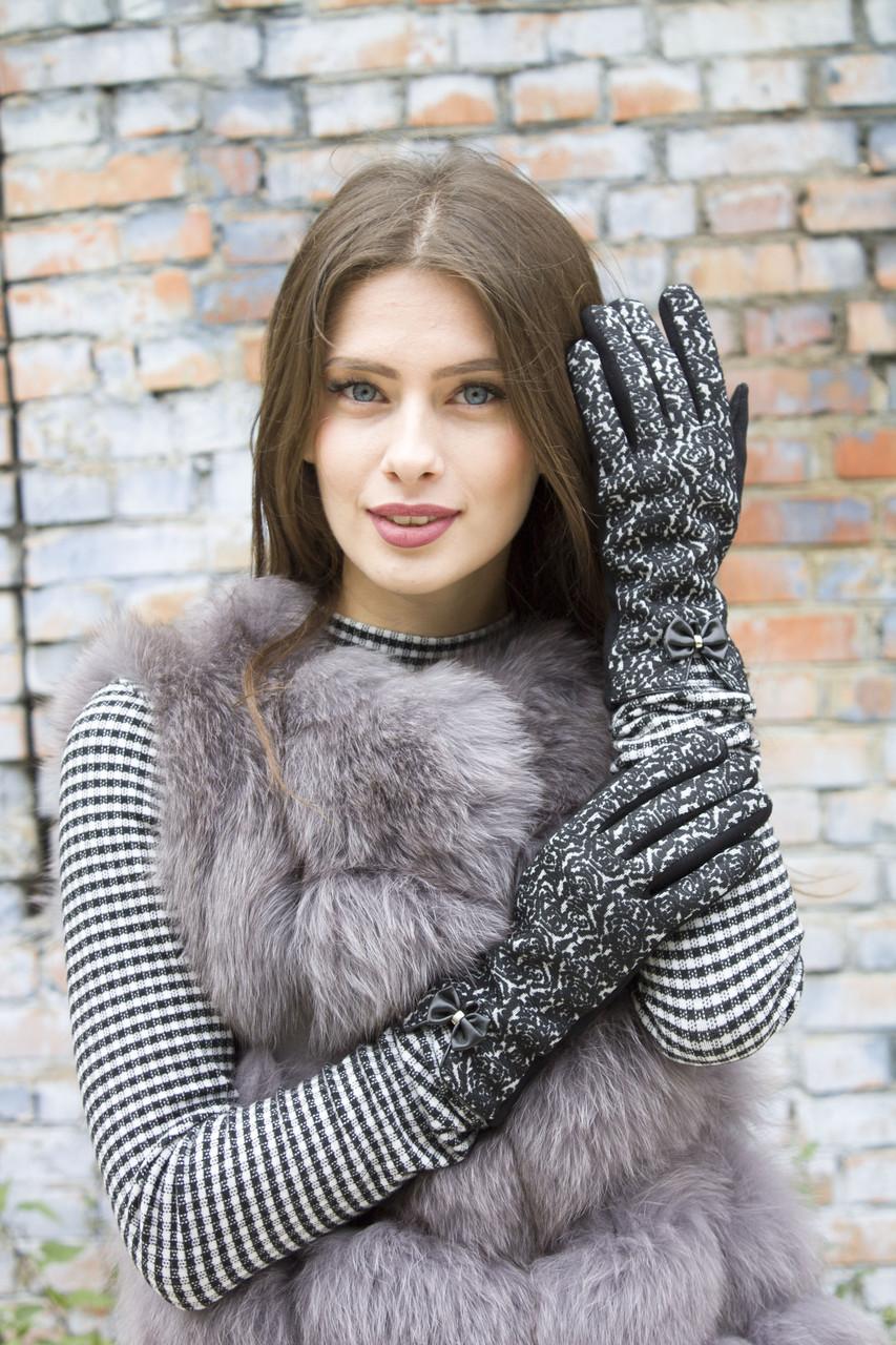 Стрейчевые сенсорные перчатки Средние WAB-16202s2