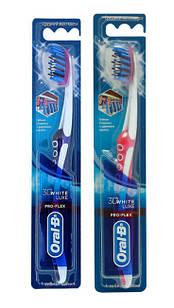 Зубна щітка Oral-B 3D White Luxe Pro-Flex