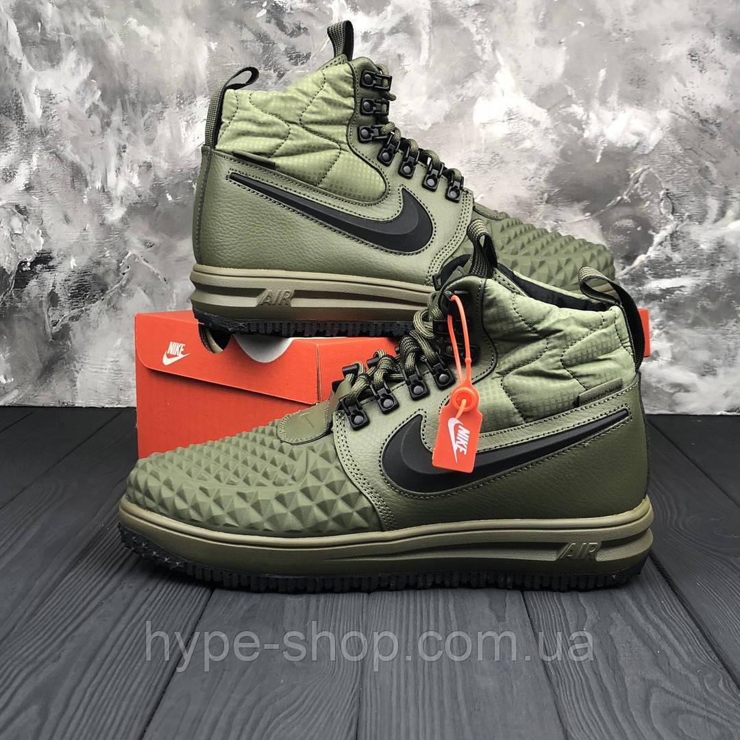 e2d915933060 Мужские Зимние Кроссовки в Стиле Nike DUCKBOOT 17   Топ Качество ...