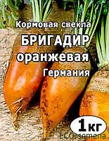Семена Свекла кормовая Бригадир (оранжевая) Германия / 1 кг