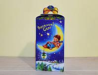 """Упаковка Новый год """"Новорічний місяць"""" на 500 гр., фото 1"""