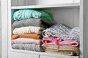 Как хранить сезонный домашний текстиль?
