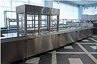 Витринный холодильник для салатов 1800/700/1800 мм, фото 1