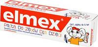 Зубна паста для дітей Elmex Kids від 0-6 років 50 мл