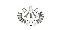Ремкомплект корзины сцепления  Д-240, МТЗ-80; МТЗ-82 (максимальный)