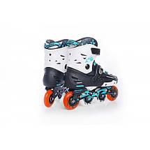 Фрискейт роликовые коньки Tempish Black Ice, фото 3