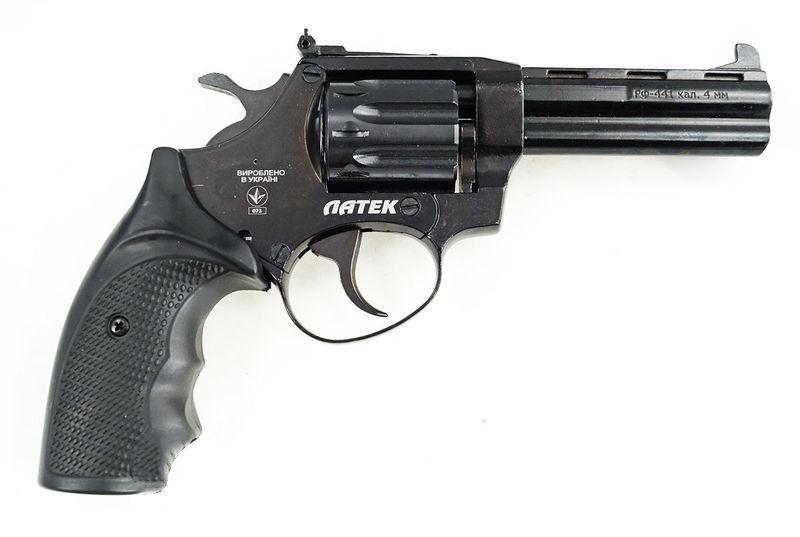 Револьвер под патрон Флобера ЛАТЭК Safari РФ-441м пластик