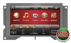 Автомагнитола штатная RoadRover Citroen DS5
