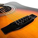 Электроакустическая гитара Rafaga HD-100E VS, фото 5