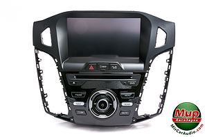 Автомагнитола штатная Phantom DVM-8530G iS Ford Focus III 2010