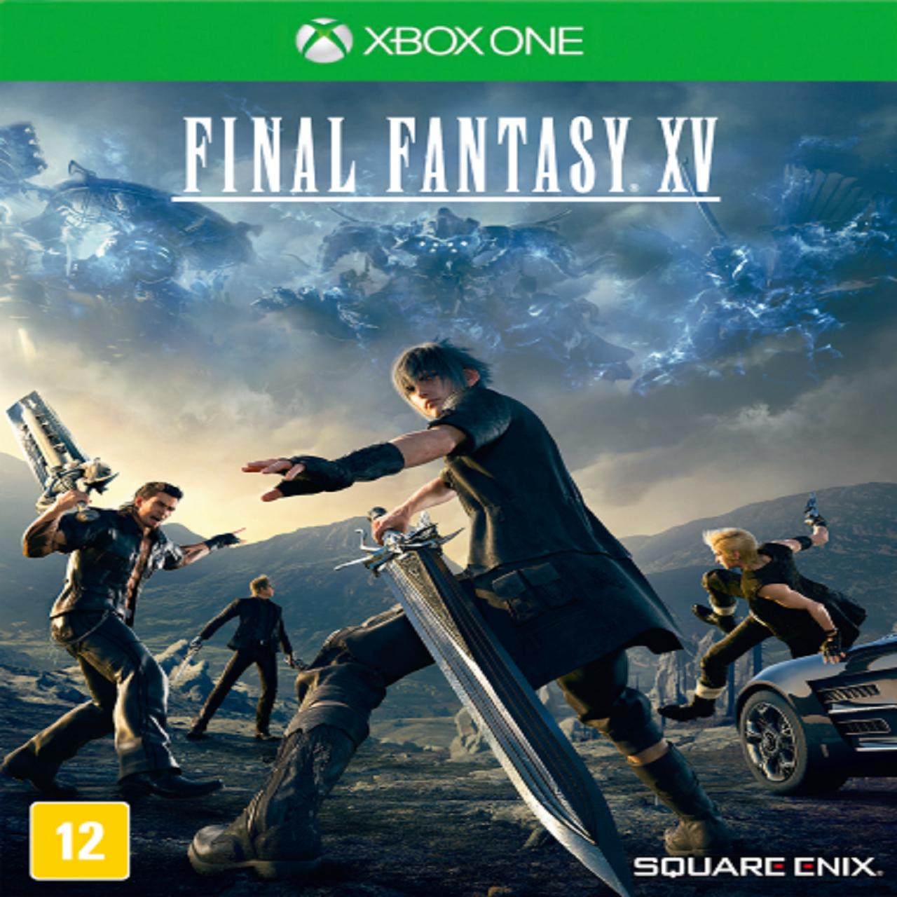 Final Fantasy XV (російські субтитри) XBOX ONE (Б/В)