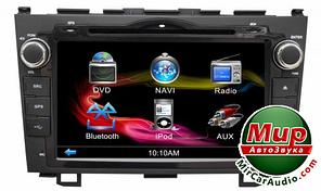 """Автомагнитола штатная Cyclon HT Honda CRV 2012 8"""" CAN"""