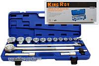 Набор торцевых головок King Roy 18 предметов 018MDA