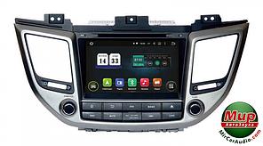 Автомагнитола штатная Incar TSA-2461 Hyundai Tucson (ix35) 2015+ (Android 8)