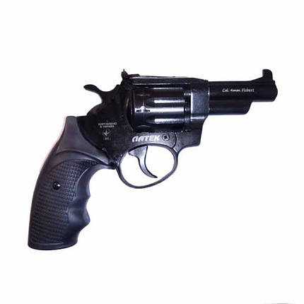 Револьвер под патрон Флобера ЛАТЭК Safari РФ-431м пластик, фото 2