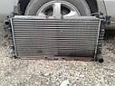 Радиатор охлаждения двигателя Mazda 626 GE 1992-1997г.в. 2.0 бензин, фото 2