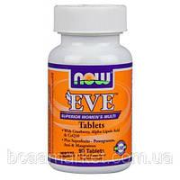 Витамины Now Foods Eve Superior Women's Multi, 90 tabl