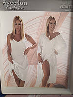 Халат длинный и ночная рубашка от французского бренда ТМ  MAISON D'OR PARIS батист