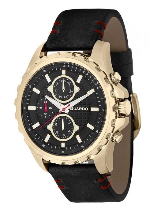 Мужские наручные часы Guardo P11252 GBB