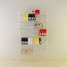 Гардеробная система Кольчуга Система хранения (консоль, стеллаж) , фото 3