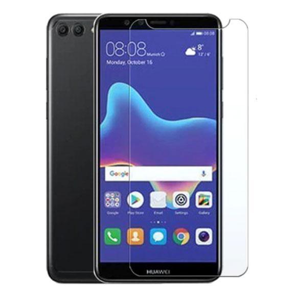 Закаленное защитное стекло для Huawei Y9 2018