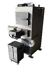 Пеллетный твердотопливный котел с автоудалением золы 50 кВт DM-STELLA, фото 3