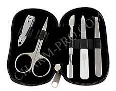 Мужской набор инструментов KDS 01-7109 для маникюра