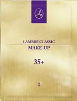 Тестер крема в пакетах - тонального крем с лифтинг эффектом 35+ LAMBRE, 2 гр