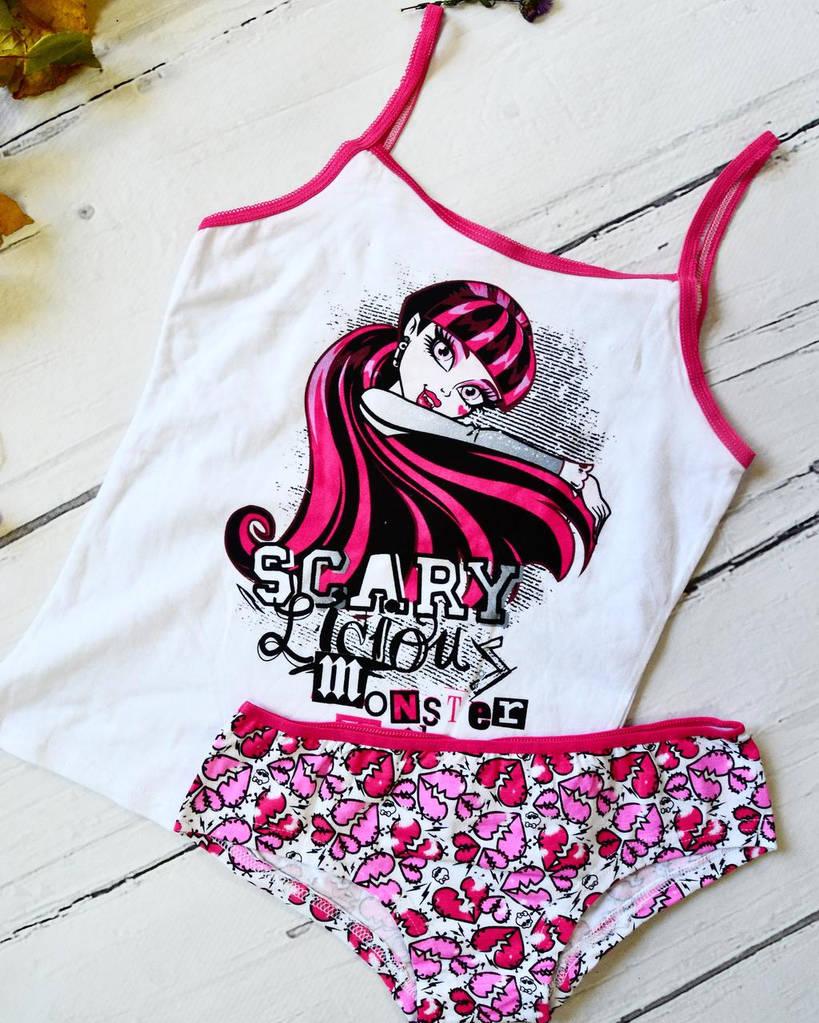 Набір білизни для дівчинки р. 164 Monster High 13 років  продажа ... 8c9bef00142a6