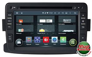 Автомагнитола штатная Incar AHR-1484 Renault Duster,  Sandero (Android 4.4.4)
