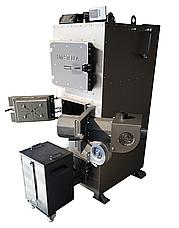 Пеллетный твердотопливный котел с системой автоудаления золы 100 кВт DM-STELLA, фото 2