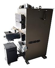 Пеллетный твердотопливный котел с системой автоудаления золы 100 кВт DM-STELLA, фото 3
