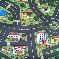 Бытовой линолеум IVC Bingo Classic Traffic 050