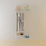 Гардеробная система Кольчуга Система хранения (консоль, стеллаж)