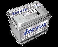 Аккумулятор 90Ач ISTA Standard 352х175х190 L EN 760А 12В Наложенный платеж с НДС ФОП