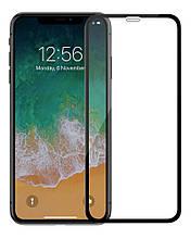 Защитное стекло Full screen PowerPlant для Apple iPhone 11 / iPhone XR, Black