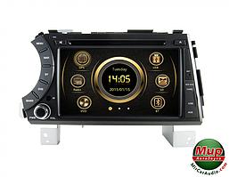 Автомагнитола штатная EasyGo S314 (SsangYong Actyon 2006-2011,  Kyron)