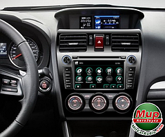 Автомагнитола штатная FlyAudio 66042 Subaru Forester 2013,  Impreza, XV 2013-2014