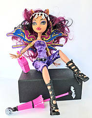 Куклы Monster High Монстер Хай с аксессуарами Шарнирная (27 см) набор 4 шт. TOY007