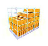 Ящик для перевозки птицы h22, фото 2