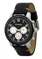 Мужские наручные часы Guardo P11254 SBB