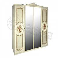 Шкаф Реджина 4Д с зеркалом Миро-Марк, фото 1