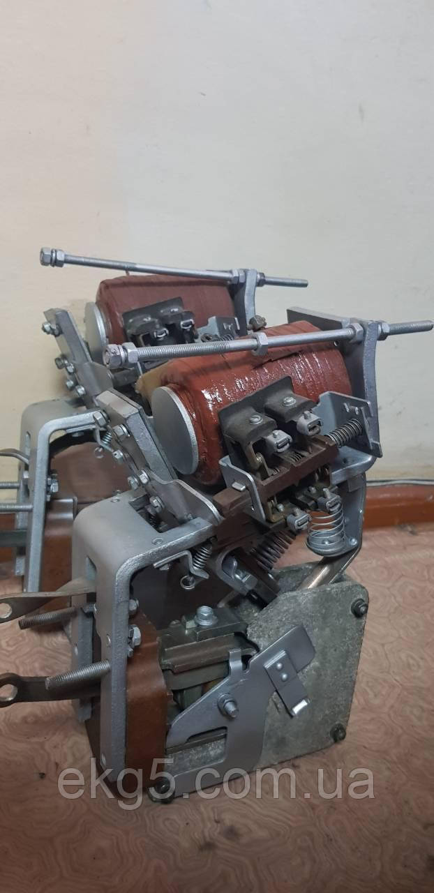 Контактор  КПВ(к экскаваторам ЭО, ЭШ, ЭКГ-4, ЭКГ-5, ЭКГ-5А)