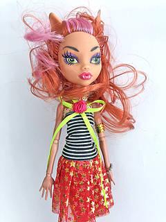 Ляльки Monster High Монстер Хай серія Magic Girl Шарнірна (27 см) TOY008