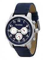 Мужские наручные часы Guardo P11254 SBlBl