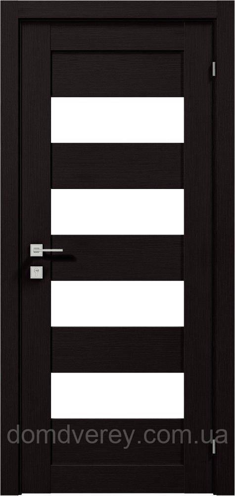 Двери межкомнатные, Родос, Modern, Milano, полустекло