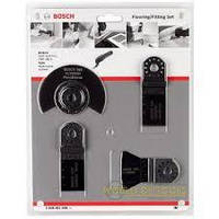 Набор Bosch для GOP/PMF напольно-монтажных работ 4 шт   2608661696