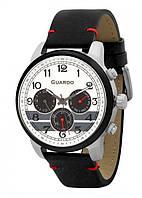 Мужские наручные часы Guardo P11254 SWB